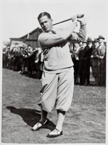 Bobby Jones, c1930s.